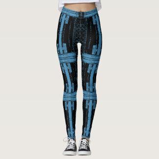 Roseanne - Wellman Plastics - Leggings