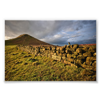 Roseberry Topping Photo Print
