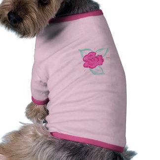 Rosebud Doggie T Shirt