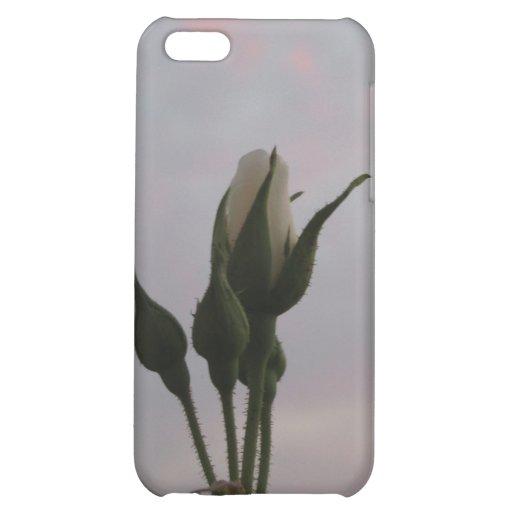 Rosebud iPhone 5C Covers