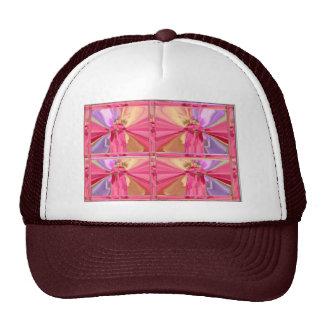 Rosebud Lamp Shades Hats
