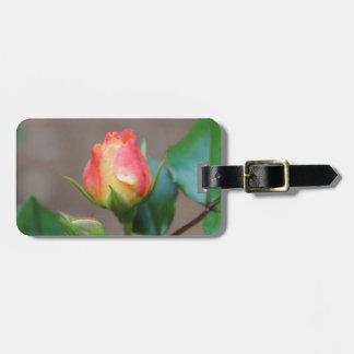 Rosebud Travel Bag Tag
