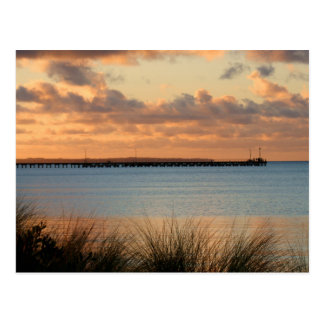 Rosebud Pier Postcard