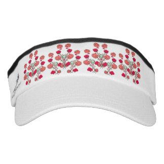 rosebud visor