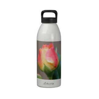 Rosebud Reusable Water Bottle
