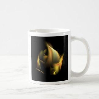 Rosebud Yellow Mug