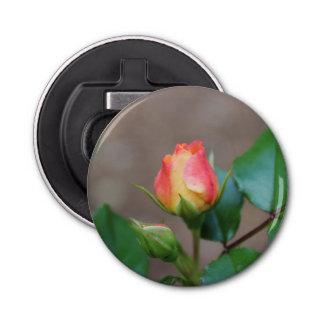 Rosebuds Button Bottle Opener