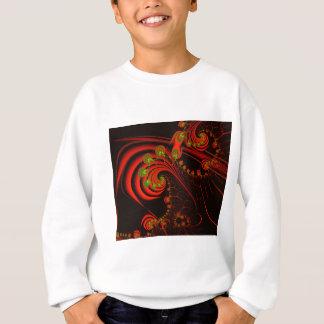 Rosebuds Fractal Design T-shirts