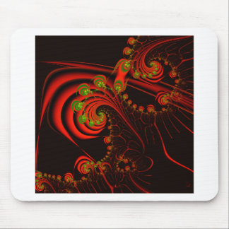 Rosebuds Mouse Pad