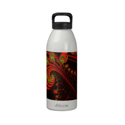 Rosebuds Reusable Water Bottles