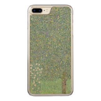 Rosebushes Under the Trees Gustav Klimt GalleryHD Carved iPhone 8 Plus/7 Plus Case