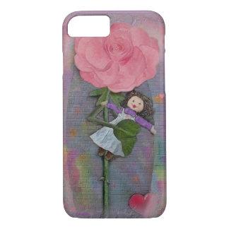 Rosegifts Ragdoll Rose  iPhone 7 case