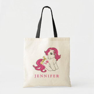 Roseluck | Everyone Loves A Pony Tote Bag