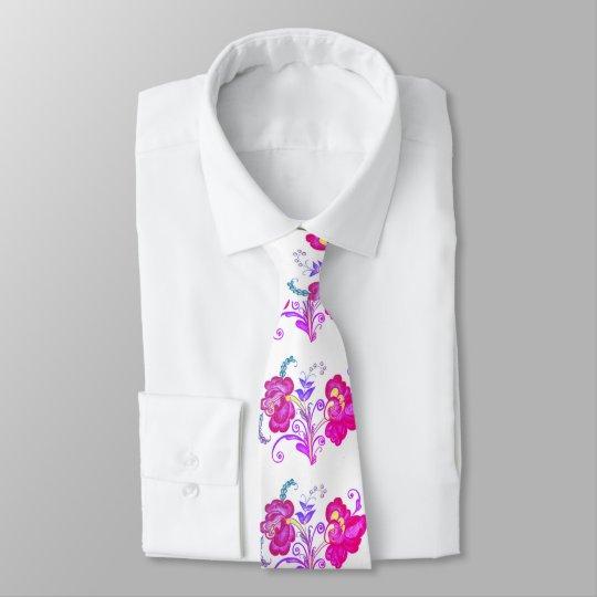 Rosemal Tie