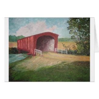 Roseman Bridge notecards Card