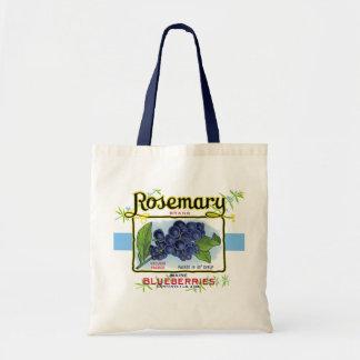 Rosemary Blueberry Bag