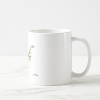 Rosemary herb Rosemary watercolour painting Coffee Mug