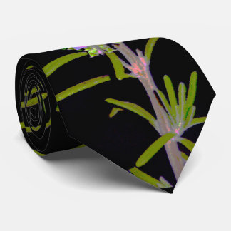 Rosemary in Bloom Tie