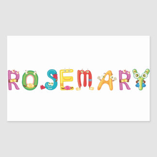 Rosemary Sticker