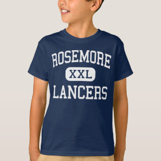 Rosemore Lancers Middle Whitehall Ohio T-Shirt