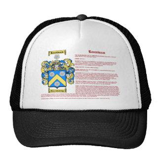Rosenbaum (meaning) trucker hat