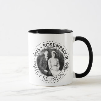 Rosenbrock Reunion Coffee Mug