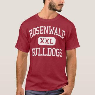 Rosenwald - Bulldogs - Middle - Panama City T-Shirt
