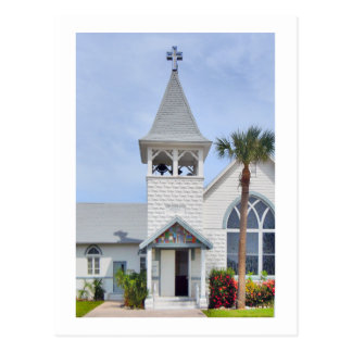 Roser Memorial Church in Anna Maria, Florida Postcard