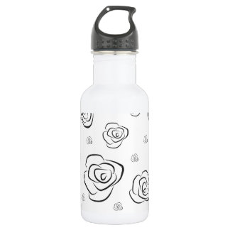 Roses 532 Ml Water Bottle