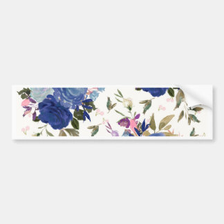Roses and Cherries Bumper Sticker