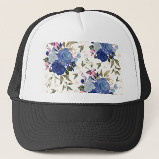 Roses and Cherries Trucker Hat