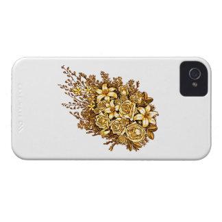 Roses and Hibiscus Case-Mate iPhone 4 Case