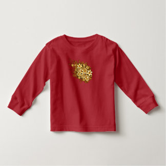 Roses and Hibiscus Toddler T-shirt