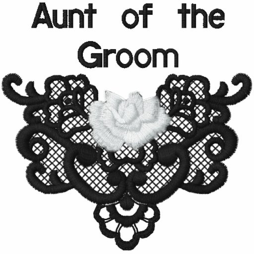 Roses and Lace -  Aunt of Groom