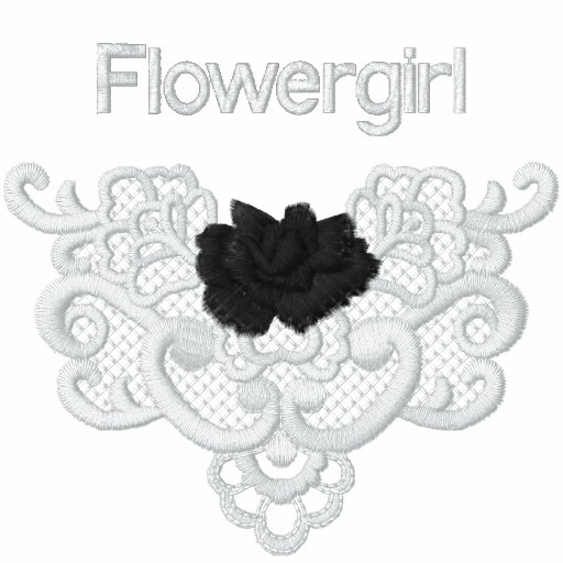 Roses and Lace -  Flowergirl