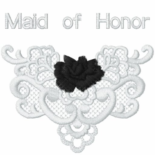 Roses and Lace -  Maid of Honor