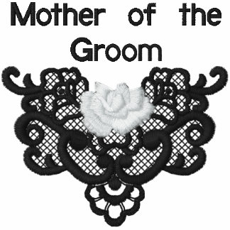 Roses and Lace -  Mother of Groom