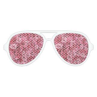 Roses Aviator Sunglasses