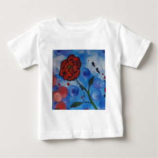 roses & bubbles baby T-Shirt