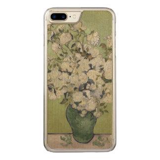 Roses by Vincent van Gogh GalleryHD Vintage Floral Carved iPhone 8 Plus/7 Plus Case