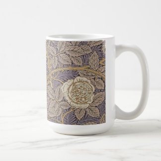 Roses by William Morris Coffee Mug