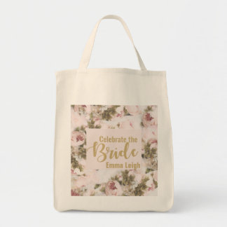 Roses - Celebrate the Bride tote