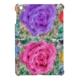Roses Collage iPad Mini Cases