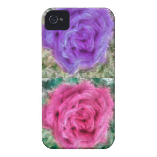 Roses Collage iPhone 4 Case