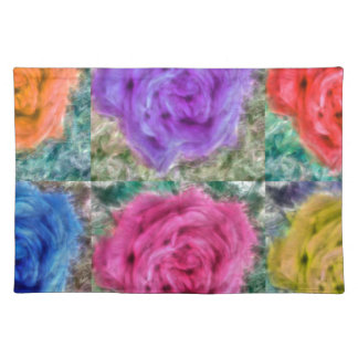 Roses Collage Placemat