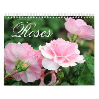 Roses Custom Calendar