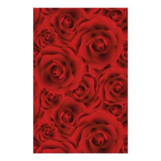 Roses Custom Stationery