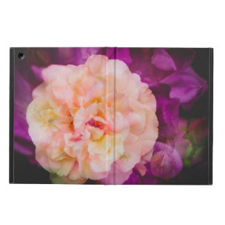 Roses (double exposure version) iPad air cover