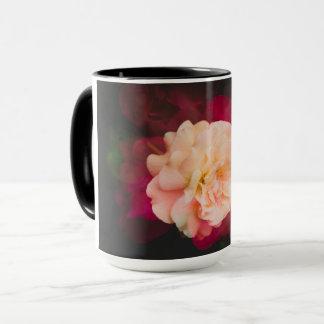 Roses (double exposure version) mug