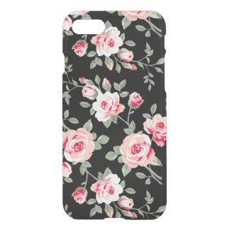 Roses Floral Pattern iPhone 8/7 Case